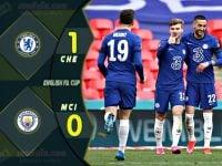 ไฮไลท์ฟุตบอลเทพทีเด็ด เอฟเอ คัพ อังกฤษ เชลซี 1-0 แมนเชสเตอร์ ซิตี้